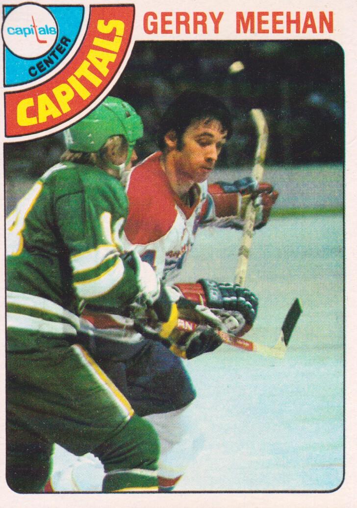 1978-79 Topps #128 Gerry Meehan