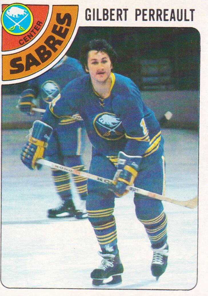 1978-79 Topps #130 Gilbert Perreault