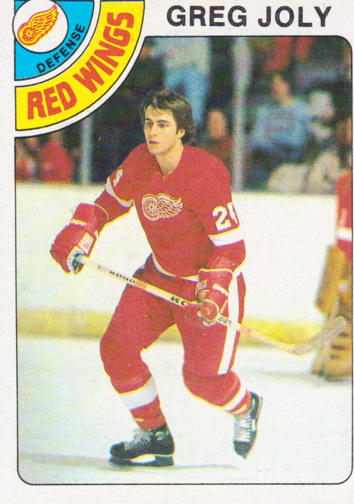 1978-79 Topps #148 Greg Joly