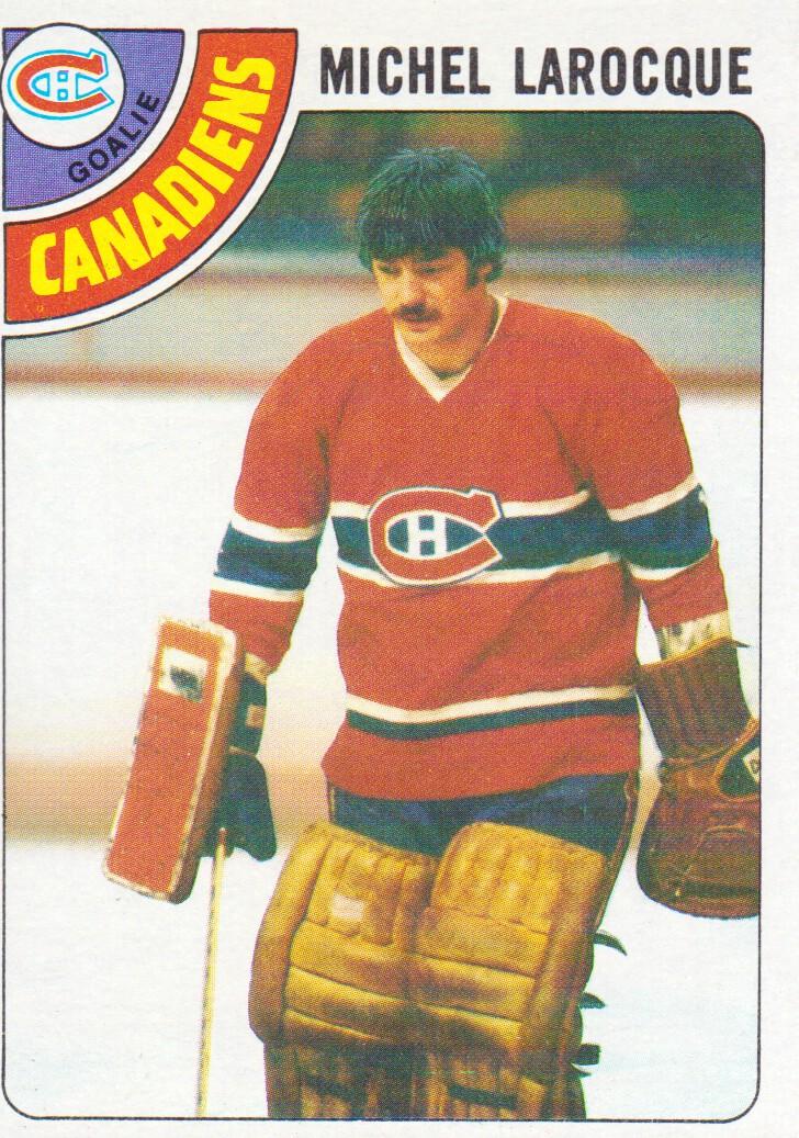 1978-79 Topps #158 Michel Larocque