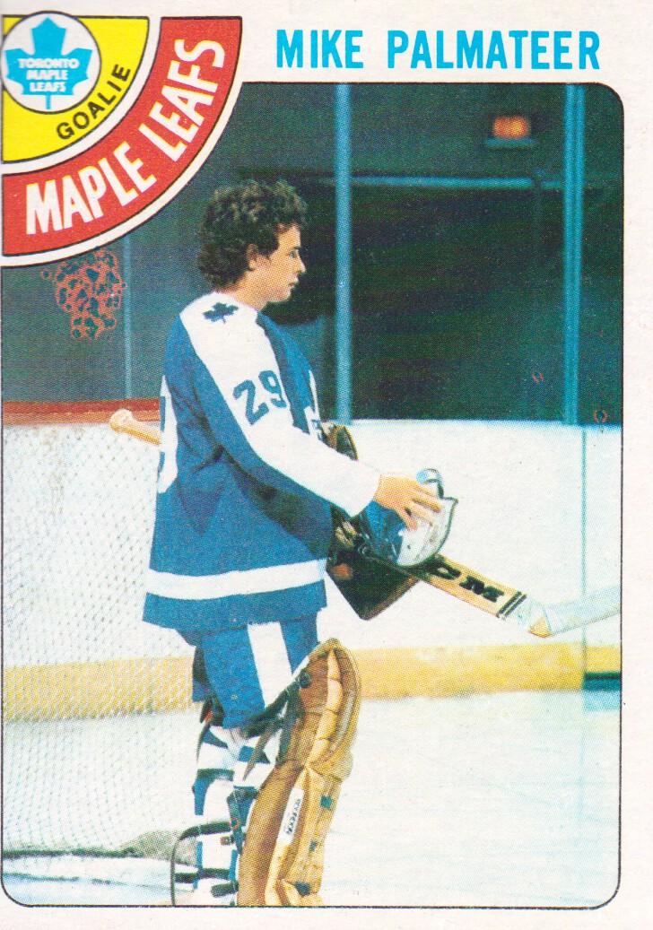 1978-79 Topps #160 Mike Palmateer
