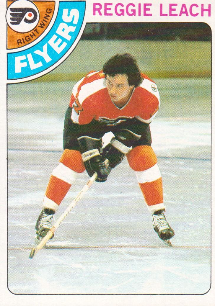 1978-79 Topps #165 Reggie Leach