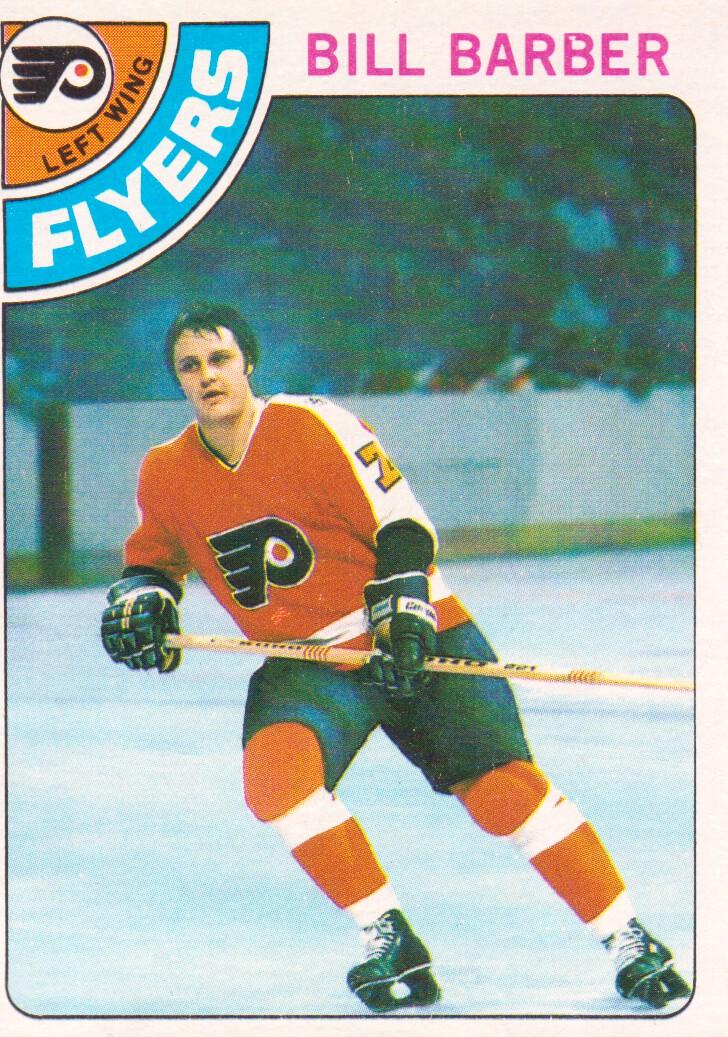 1978-79 Topps #176 Bill Barber