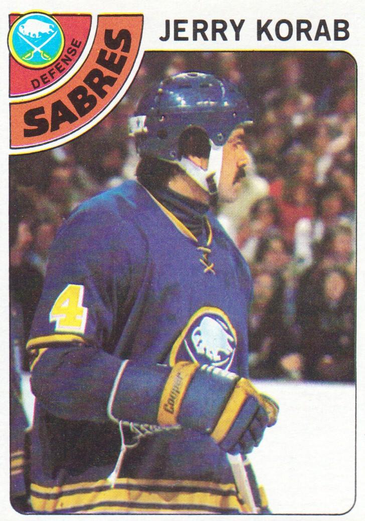 1978-79 Topps #231 Jerry Korab