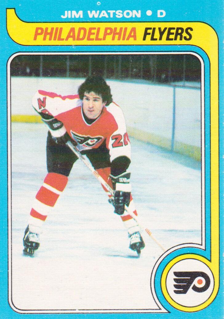 1979-80 O-Pee-Chee #26 Jimmy Watson