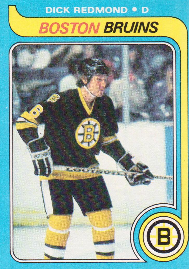 1979-80 O-Pee-Chee #129 Dick Redmond