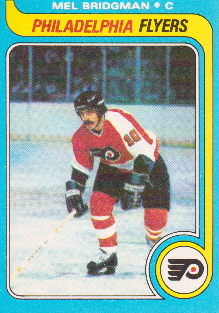 1979-80 O-Pee-Chee #201 Mel Bridgman