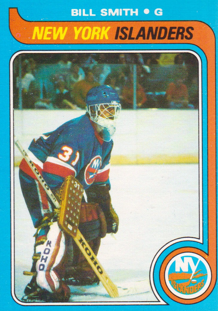 1979-80 O-Pee-Chee #242 Billy Smith