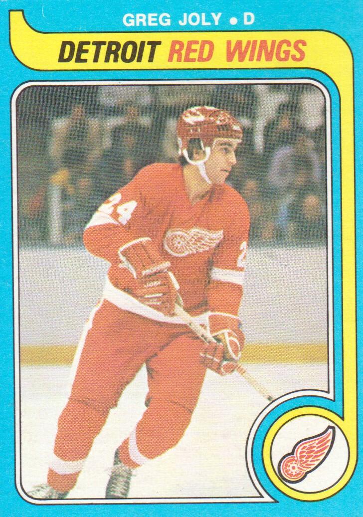 1979-80 O-Pee-Chee #311 Greg Joly