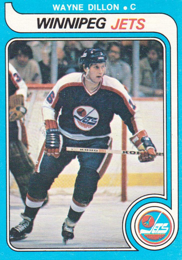 1979-80 O-Pee-Chee #359 Wayne Dillon
