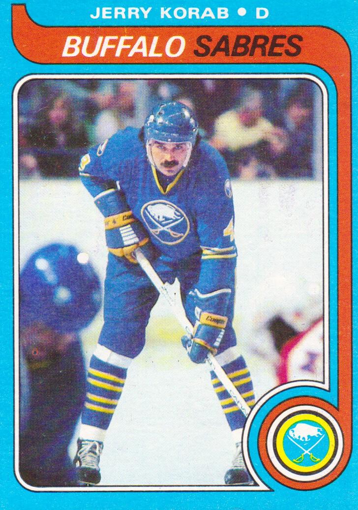 1979-80 Topps #74 Jerry Korab
