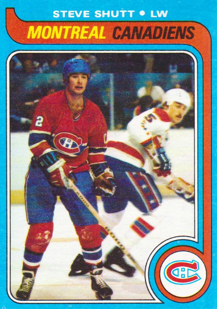 1979-80 Topps #90 Steve Shutt