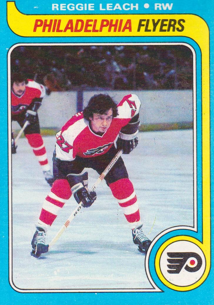 1979-80 Topps #95 Reggie Leach