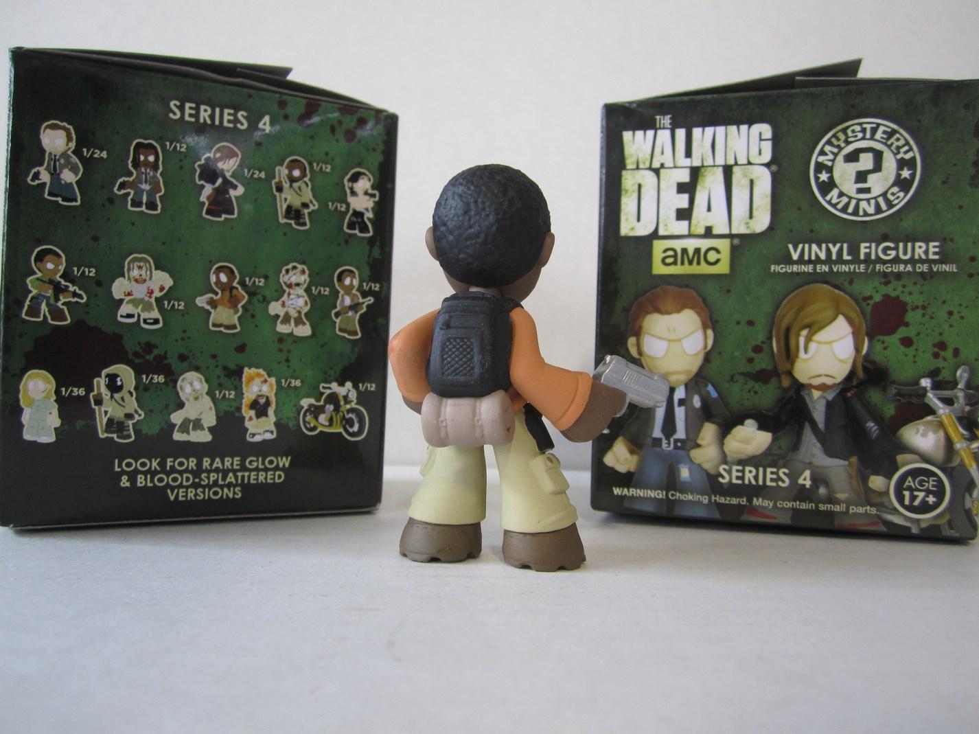 Funko Walking Dead Series 4 Mystery Sasha Williams 1//12