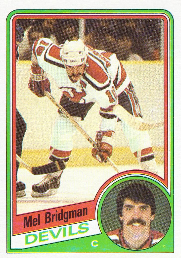1984-85 Topps #84 Mel Bridgman