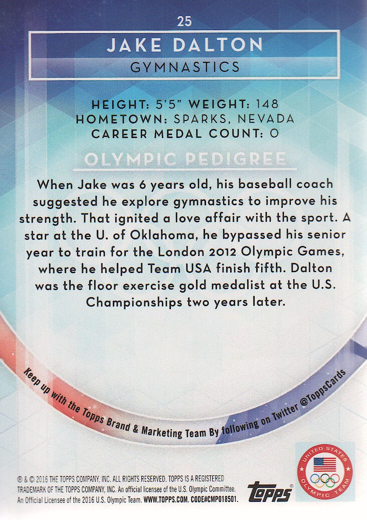 2016-Topps-U-S-Olympic-Team-Trading-Cards-Pick-From-List thumbnail 248