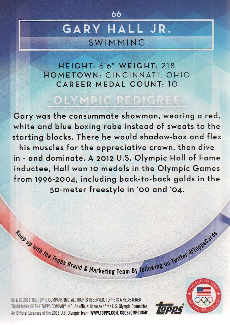 2016-Topps-U-S-Olympic-Team-Trading-Cards-Pick-From-List thumbnail 322