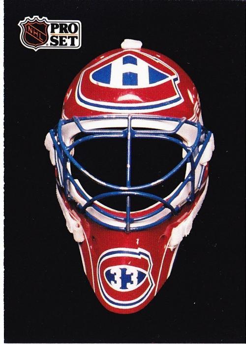 1991-92 Pro Set CC French #CC2 The Mask