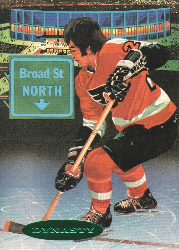 1992-93 Parkhurst Emerald Ice #471 Reggie Leach