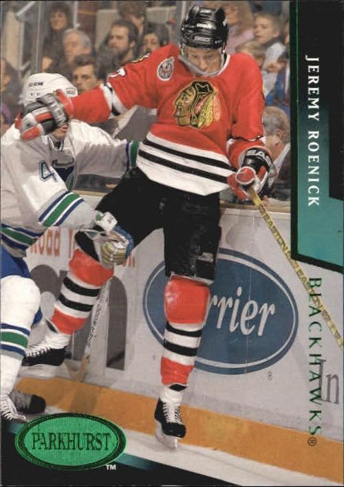 1993-94 Parkhurst Emerald Ice  309 Jeremy Roenick abe18f643