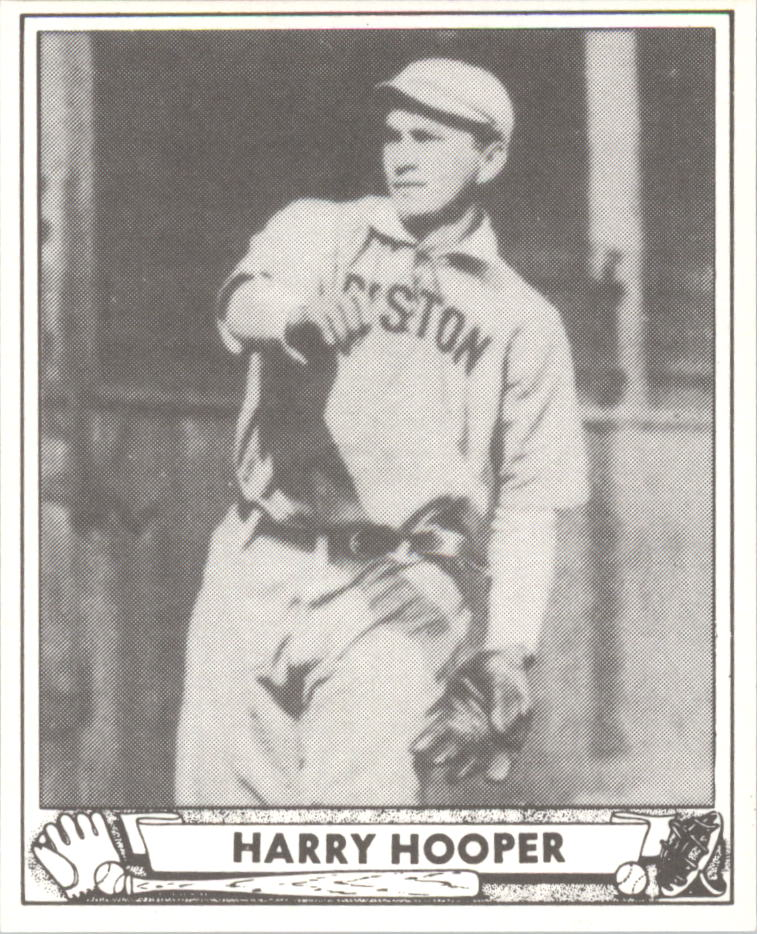 1940 Play Ball Reprints #226 Harry Hooper