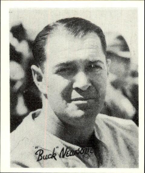 1936 Goudey Black and White '88 Reprints #22 Bobo Newsom