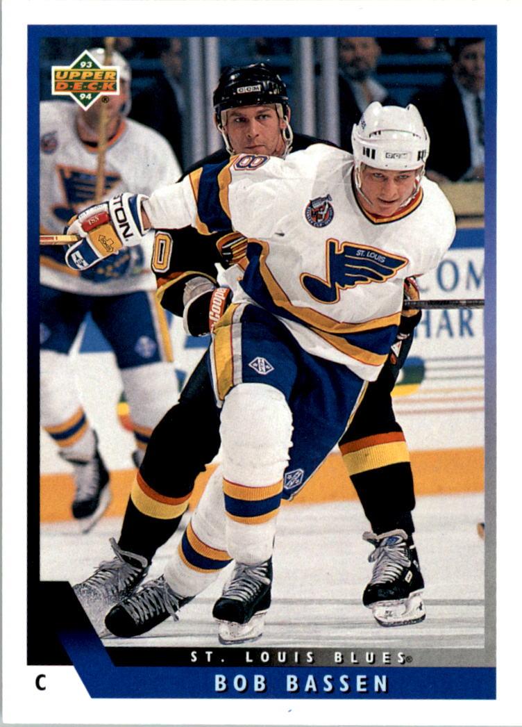 1993-94 Upper Deck #2 Bob Bassen