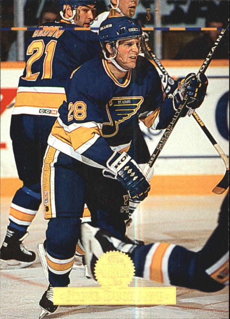 1994-95 Leaf #3 Steve Duchesne