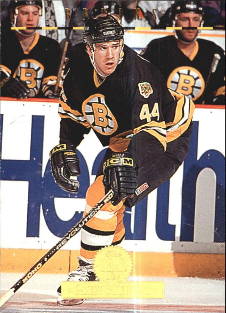 1994-95 Leaf #4 Glen Murray