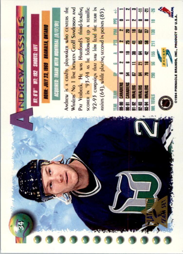 1994-95-Score-Platinum-Hockey-Card-Pick thumbnail 25