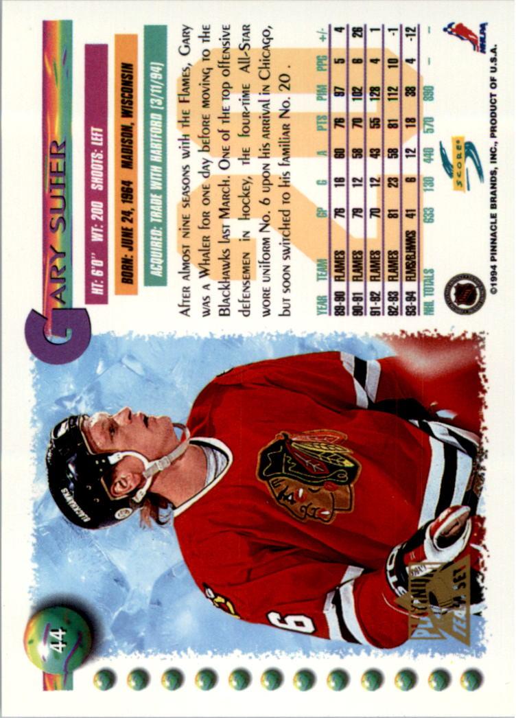1994-95-Score-Platinum-Hockey-Card-Pick thumbnail 29