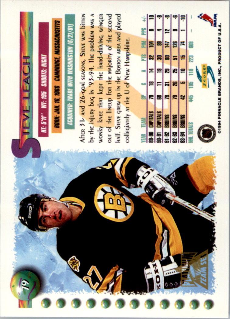 1994-95-Score-Platinum-Hockey-Card-Pick thumbnail 47
