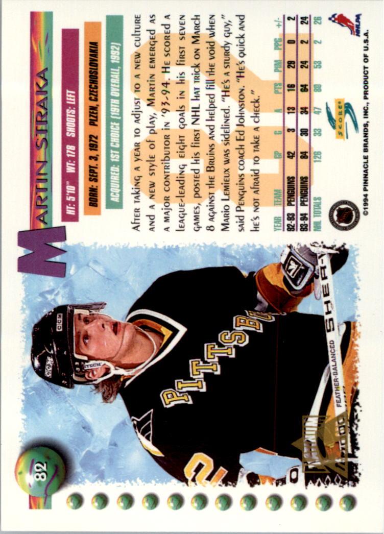 1994-95-Score-Platinum-Hockey-Card-Pick thumbnail 53