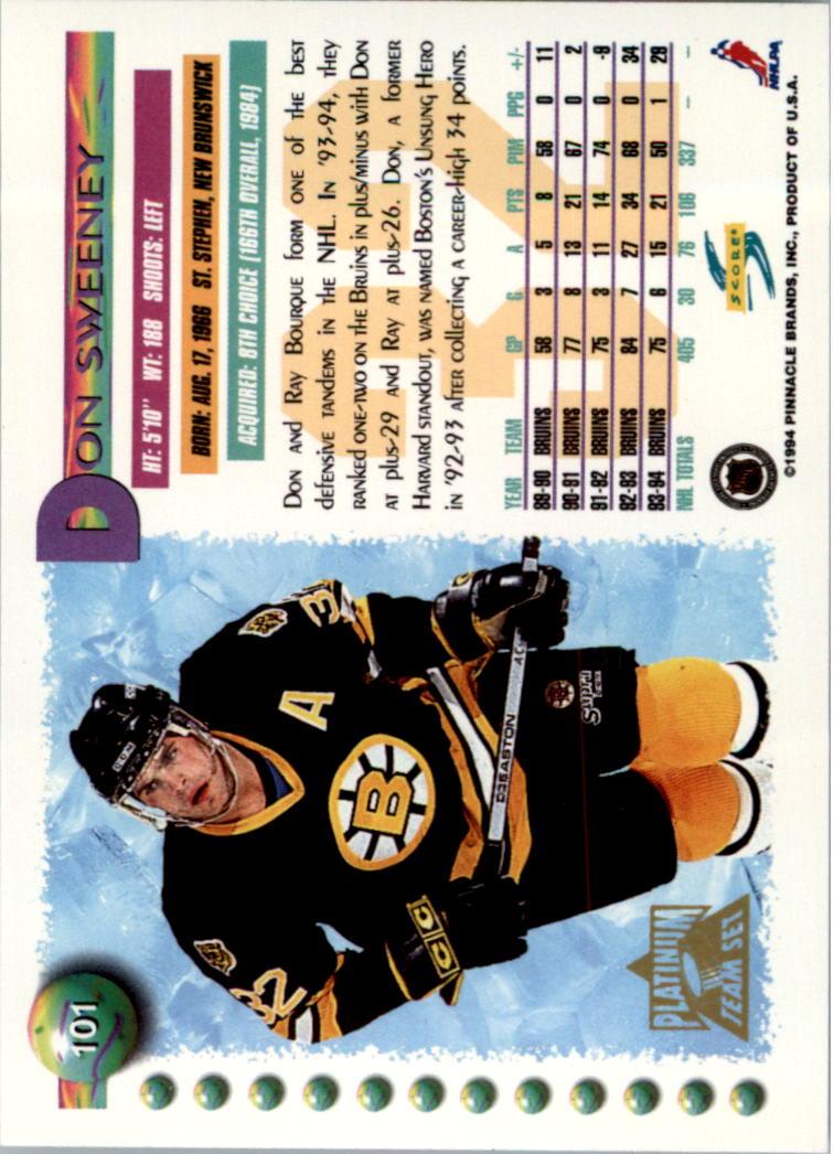 1994-95-Score-Platinum-Hockey-Card-Pick thumbnail 63