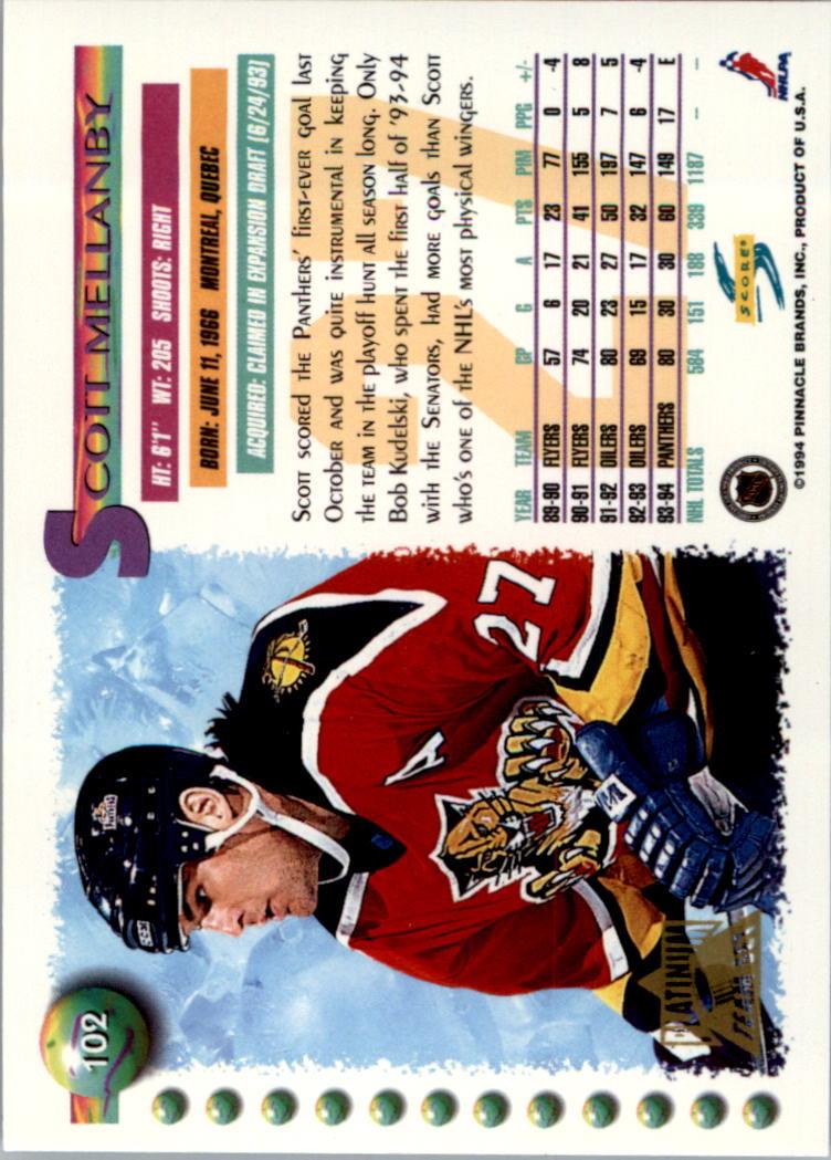 1994-95-Score-Platinum-Hockey-Card-Pick thumbnail 65