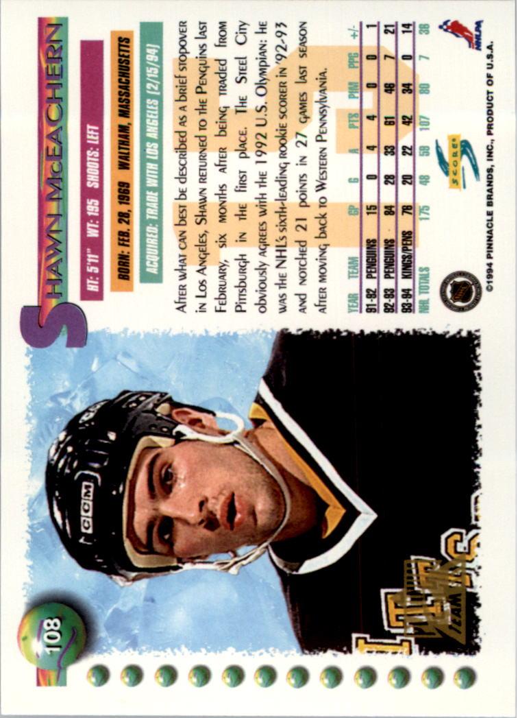 1994-95-Score-Platinum-Hockey-Card-Pick thumbnail 71