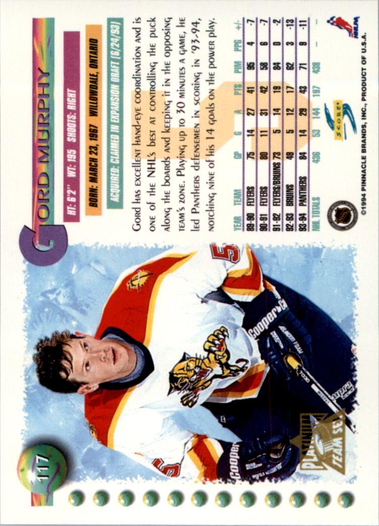 1994-95-Score-Platinum-Hockey-Card-Pick thumbnail 75