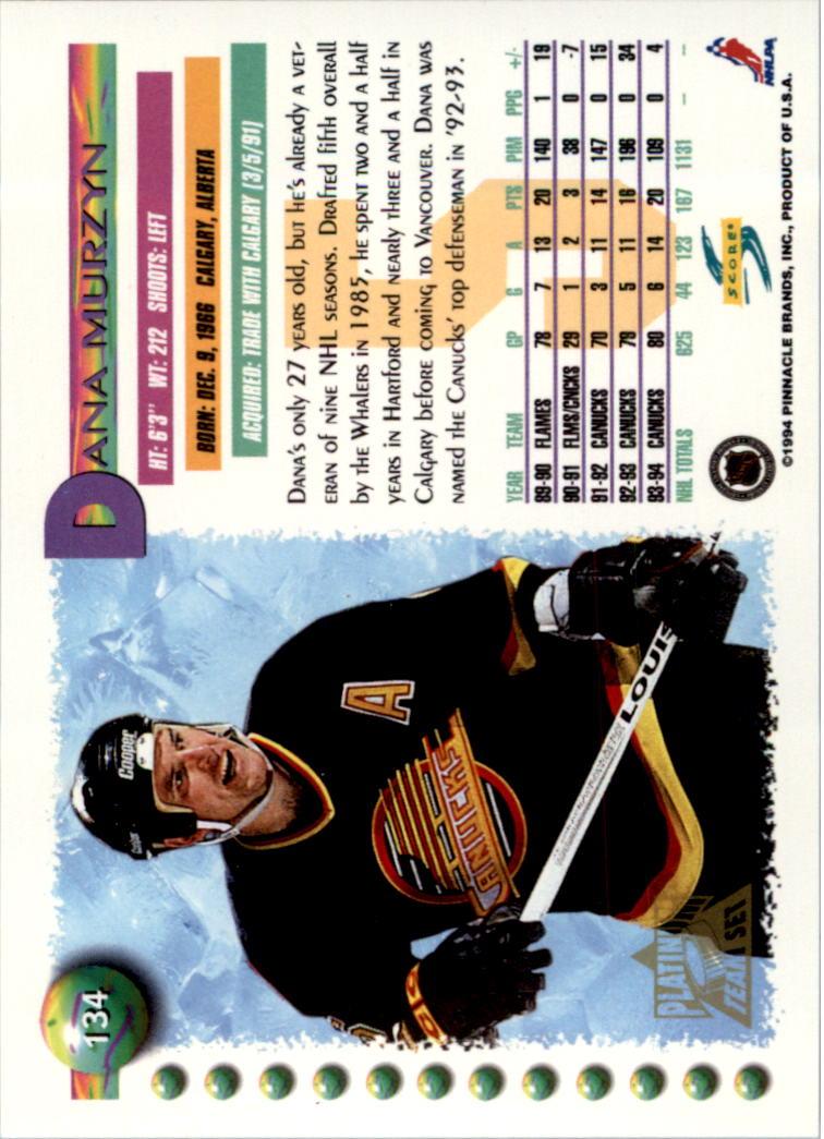 1994-95-Score-Platinum-Hockey-Card-Pick thumbnail 87