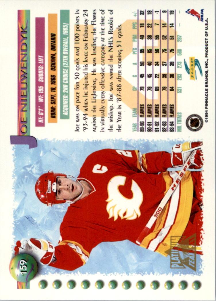 1994-95-Score-Platinum-Hockey-Card-Pick thumbnail 103
