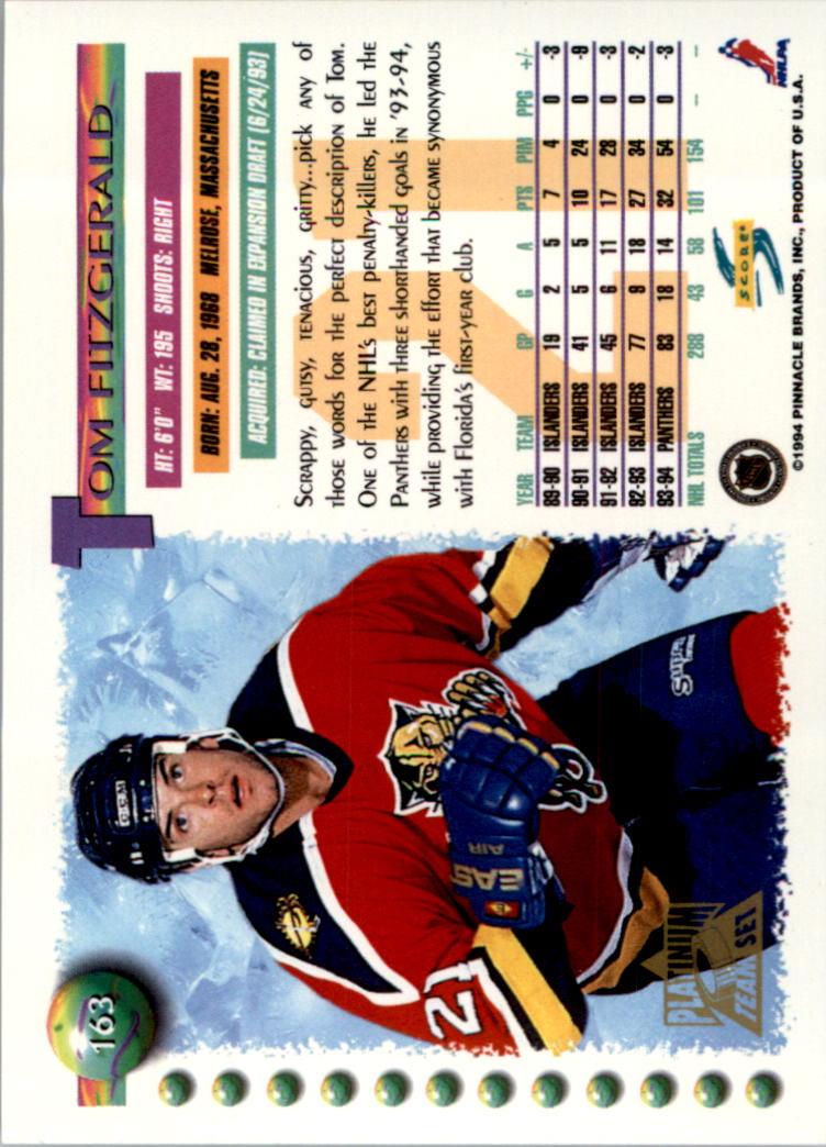 1994-95-Score-Platinum-Hockey-Card-Pick thumbnail 107