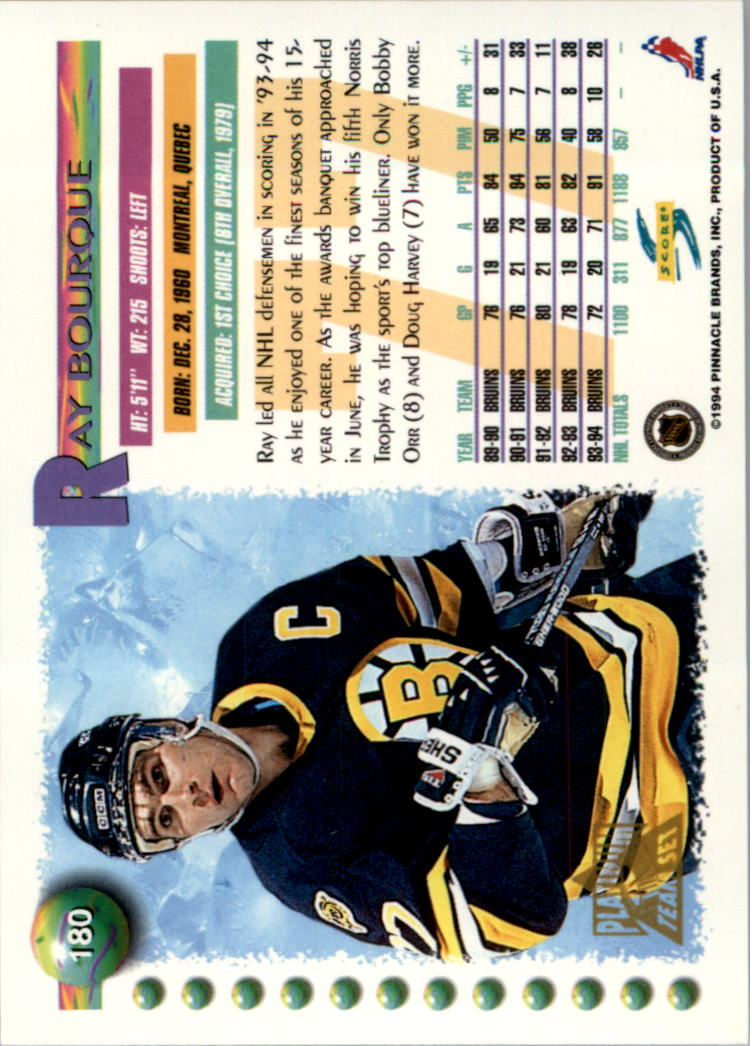 1994-95-Score-Platinum-Hockey-Card-Pick thumbnail 117
