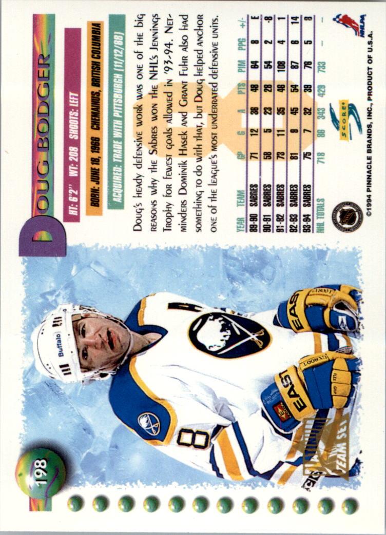 1994-95-Score-Platinum-Hockey-Card-Pick thumbnail 129