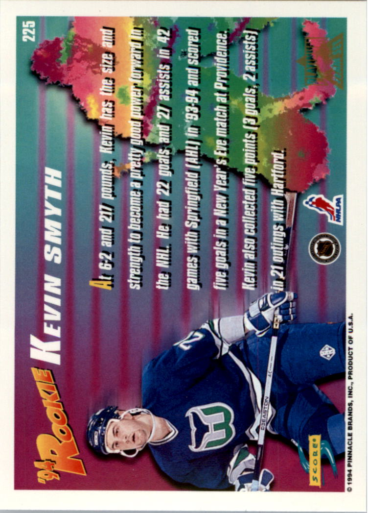 1994-95-Score-Platinum-Hockey-Card-Pick thumbnail 135