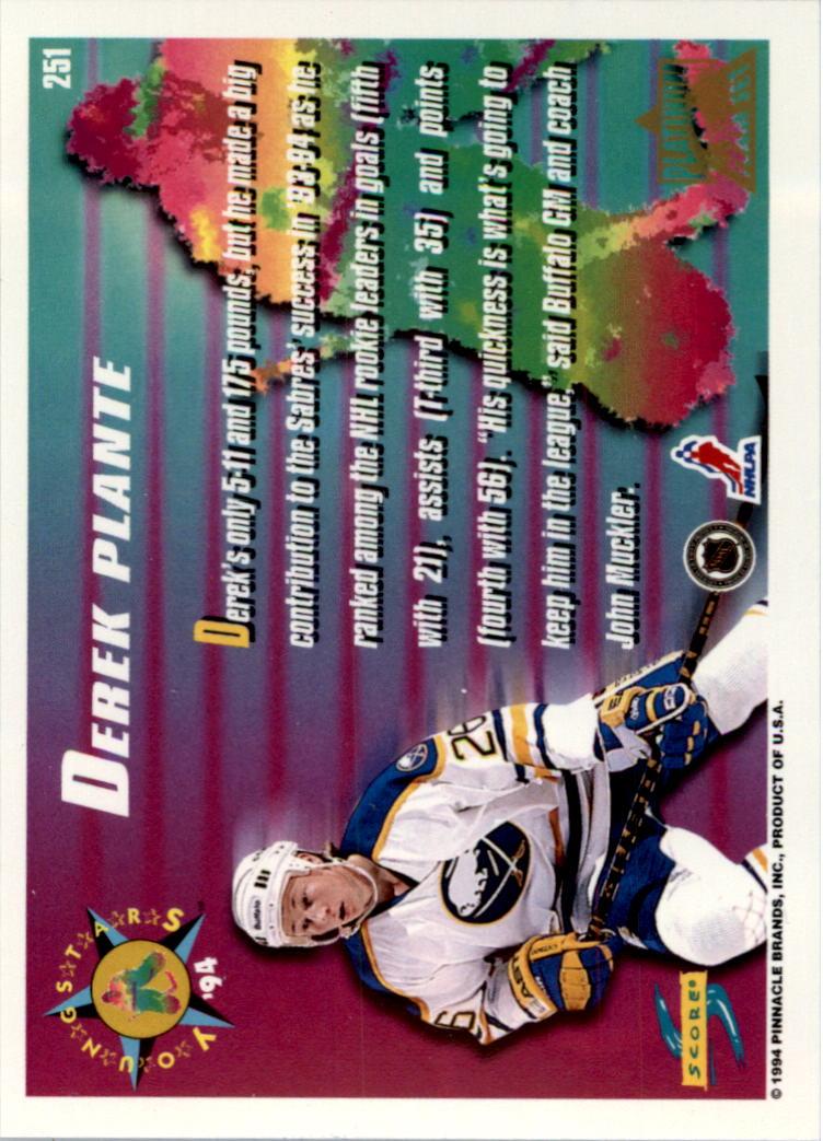 1994-95-Score-Platinum-Hockey-Card-Pick thumbnail 147