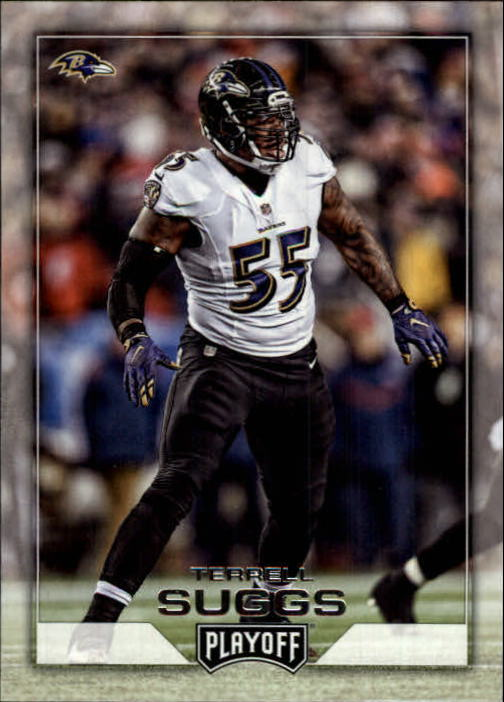 2016 Playoff #19 Terrell Suggs