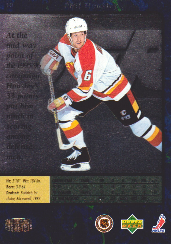 1995-96-SP-Hockey-Cards-Pick-From-List miniature 7