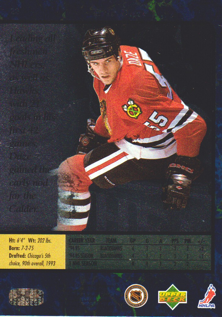 1995-96-SP-Hockey-Cards-Pick-From-List miniature 9