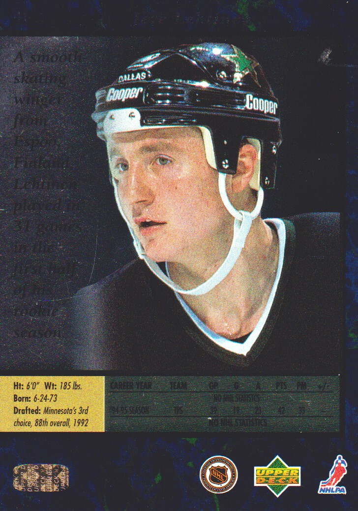 1995-96-SP-Hockey-Cards-Pick-From-List miniature 17