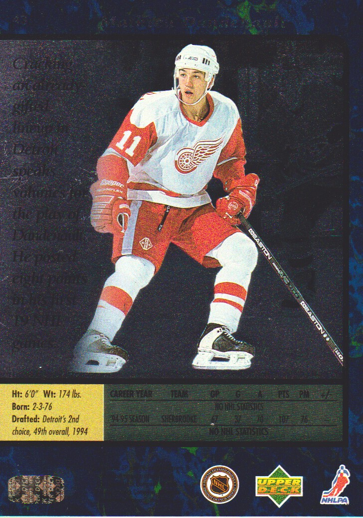 1995-96-SP-Hockey-Cards-Pick-From-List miniature 21