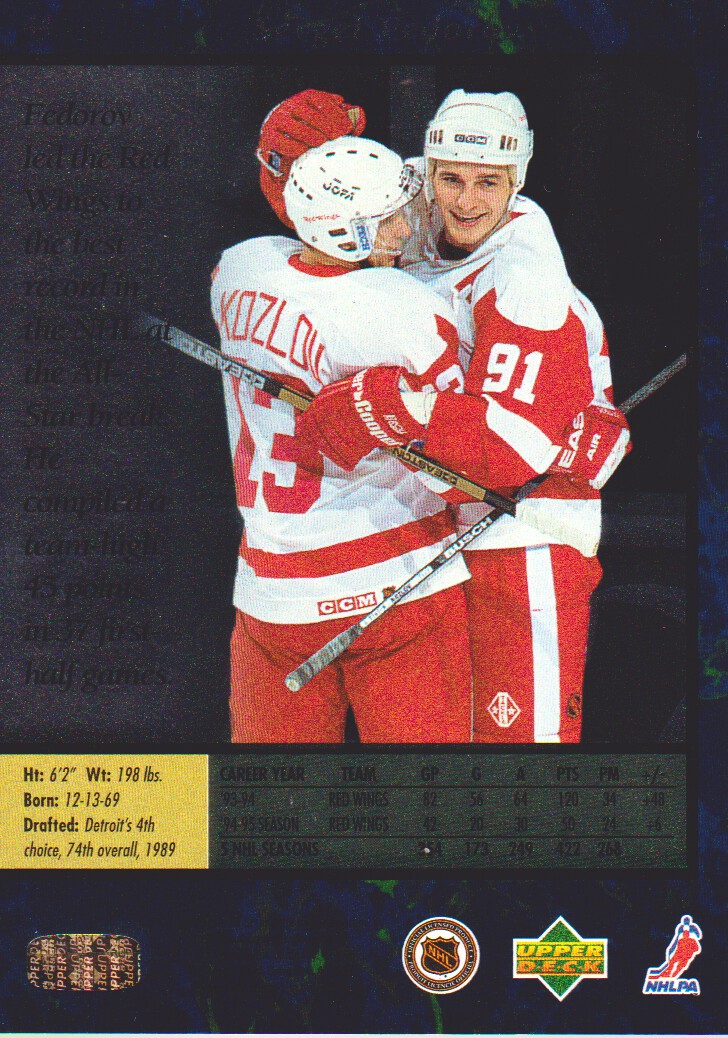 1995-96-SP-Hockey-Cards-Pick-From-List miniature 23